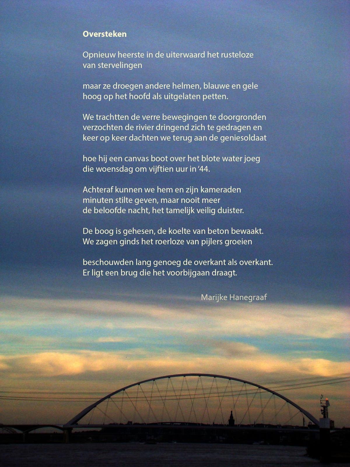 Gedichten In Kaart Gebracht Nijmegenleeftnl