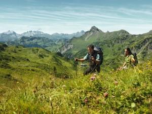Bergwandelen in Oostenrijk. Foto: Peter Burgstaller