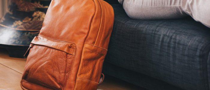 Verbazingwekkend Met een Cowboysbag kan het prima: onderling de businesstas en VS-09